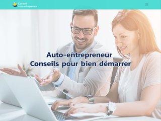Informations sur l'auto-entrepreneuriat