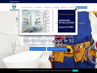 Artisan plombier à Issy-les-Moulineaux