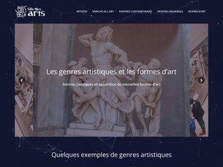 Le site sur les objets d'art