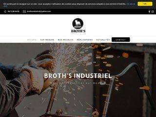 Broth's Industriel, fabricant de meuble et mobilier