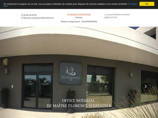 Cabinet notaire Montpellier