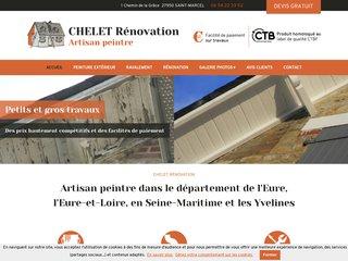 Chelet rénovation, rénovation façades et toitures à Saint Marcel 27