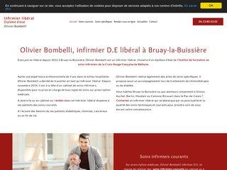 Infirmier libéral à Bruay-la-Buissière près de Barlin