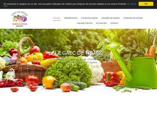 Exploitation de fruits et de légumes à Arthaz-Pont-Notre-Dame