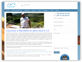 Services de couverture toiture à Marseille