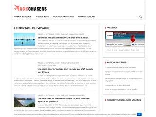 Actualités Voyages