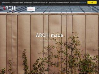 Agence d'architecture Lyon 01