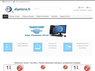 Boutique matériel informatique Diymicro