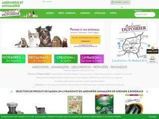 Pépinière en Gironde, Jardinerie Dupoirier
