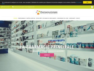 La Pharmacie Principale, pharmacie et parapharmacie