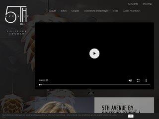 5 th Avenue By… : salon de coiffure de prestige à Nantes