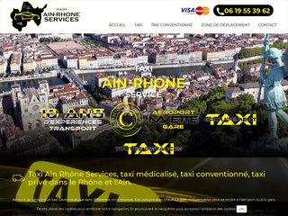 taxi médicalisé à Genay