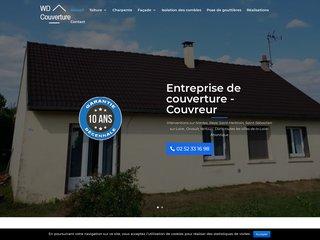 Services de couverture toiture à Nantes