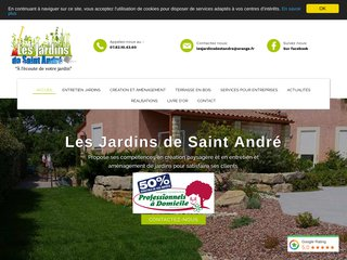 Débroussaillage Saint-André-de-Sangonis