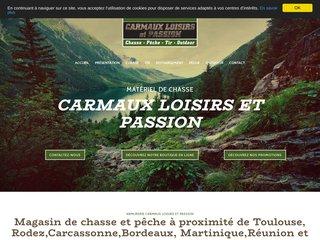 Magasin de chasse et pêche à proximité de Toulouse