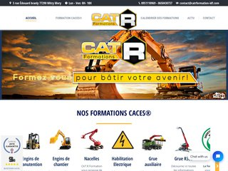 Formation caces ile de France
