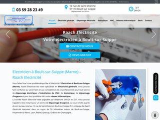 Dépannage électrique à Boult-sur-Suippe (51)