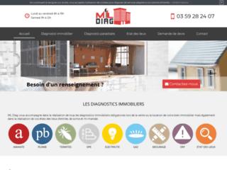 Votre diagnostic immobilier à Bouchain
