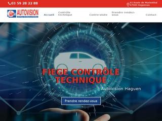 Centre de contrôle technique à Haguenau (67)