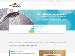 Devis plomberie en ligne : gratuit & sans engagement