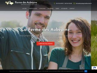 vente directe volailles Indre-et-Loire