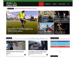 Site de conseils pour faire du sport à domicile