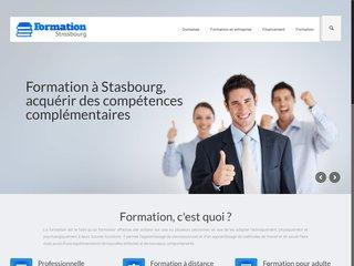 Formation Strasbourg