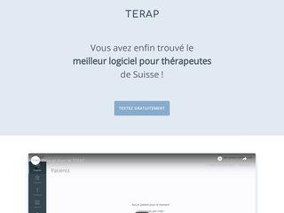 Terap, logiciel pour thérapeutes suisses