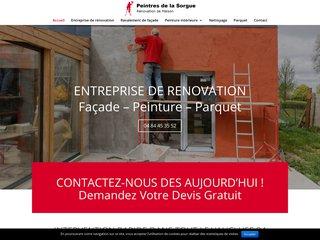 Services de Peinture et de rénovation à Isle de la Sorgue