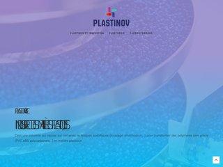 La fabrication des objets grâce à la transformation des matières plastiques