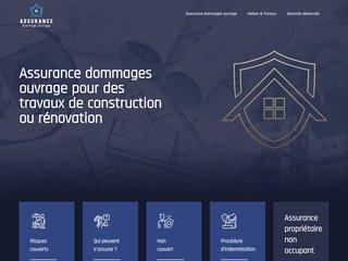 Les assurances pour les travaux immobiliers