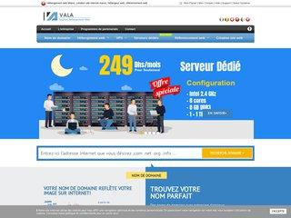 Hébergement web mutualisé adapté à vos besoins