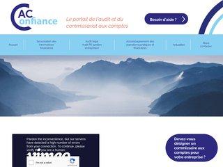 Caconfiance : équipe dédiée de commissaires aux comptes