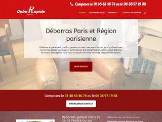 Débarras de maisons et de bureaux à Paris