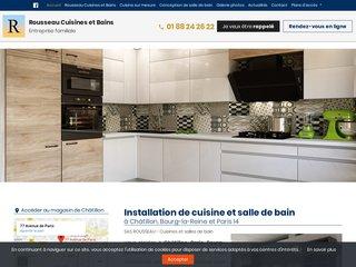 Cuisiniste à Bourg-la-Reine