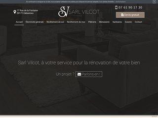 Entreprise de rénovation à Valenciennes, Vilcot