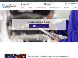 Entretien auto au Havre - Auto Fast