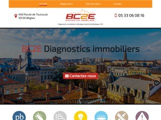 BC2E - Diagnostic immobilier à Bordeaux