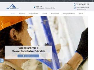 Magasin de bricolage et de matériaux de construction à Jurques