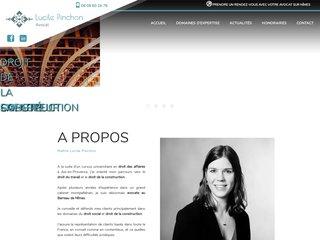 avocat droit du travail nimes : Me Pinchon