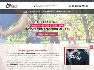 Coach sportif pour entreprise à Lagny-sur-Marne