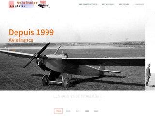 Les avions français en photo
