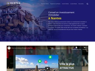 Informations sur l'immobilier à Nantes
