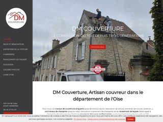 Couvreur : DM Couverture à Verberie (60)