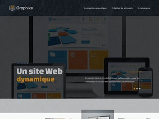 Importance du design graphique dans la création de site web