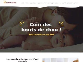 Blog sur la garde de votre bébé