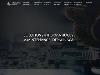 Solutions et services informatiques