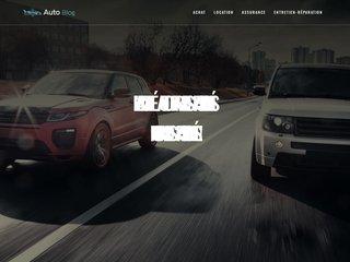 Blog d'informations sur les automobiles