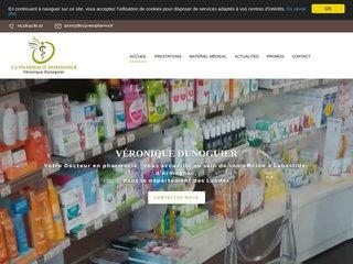 Pharmacie Dunoguier 40 à  Labastide-d'Armagnac 40