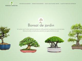 Conseils pour réussir un bonsaï de jardin